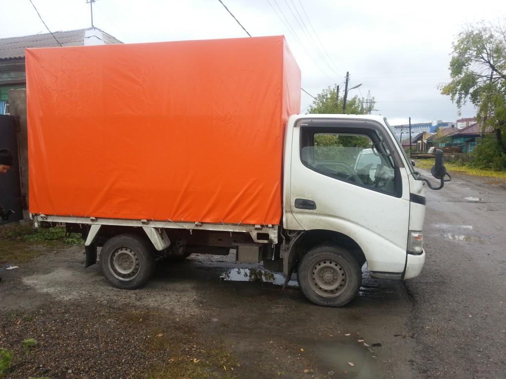Тент на японский грузовик Toyota Dyna