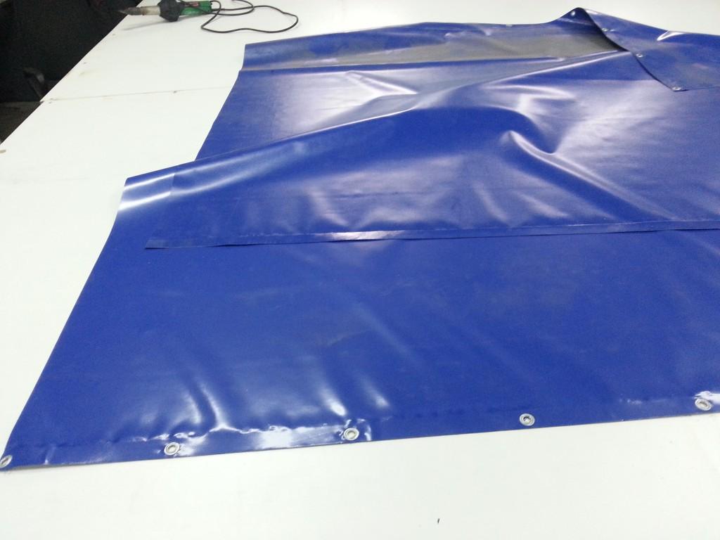 Хозяйственная штора-ПВХ, изготовление штор-ПВХ в Екатеринбурге