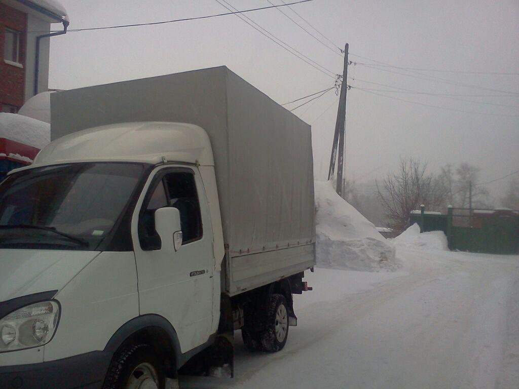 Изготовление высокого прямоугольного тента для грузового автомобиля Газель в Екатеринбурге