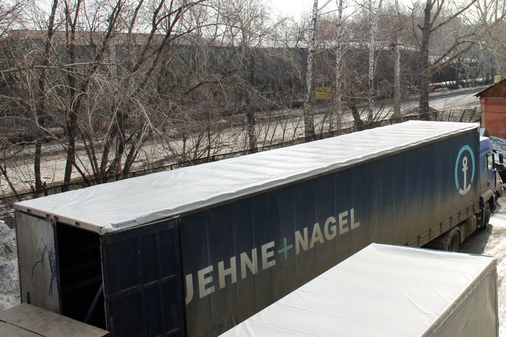 Крыша на полуприцеп Koegel